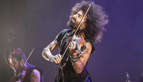 "Ara Malikian, gira ""Royal Garage World Tour"""