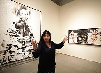 Exposición 'Lita Cabellud: La victoria del silencio' en el Museo Goya