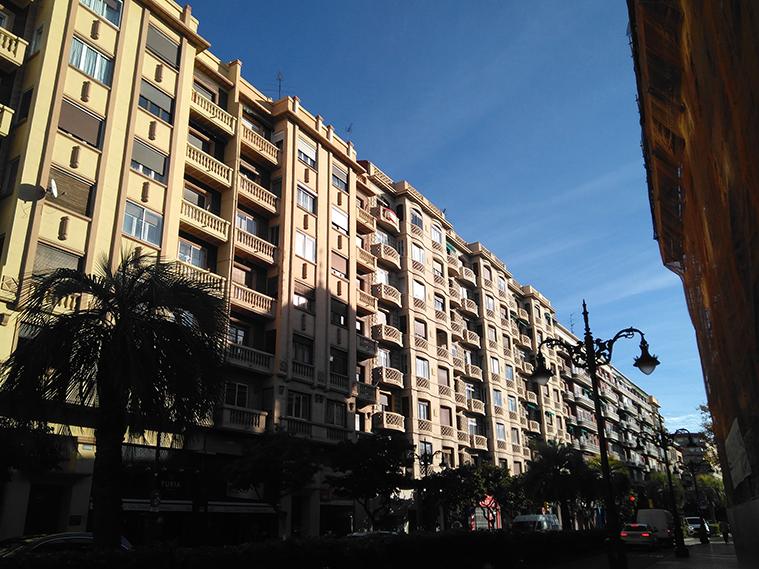 Calle Conde de Aranda