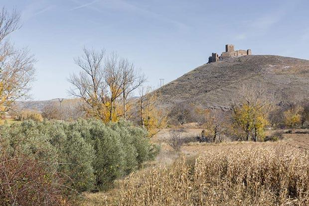 Escapada al Parque Natural del Moncayo Castillo de Trasmoz