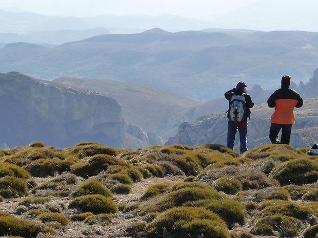 Escapada al Parque Natural del Moncayo