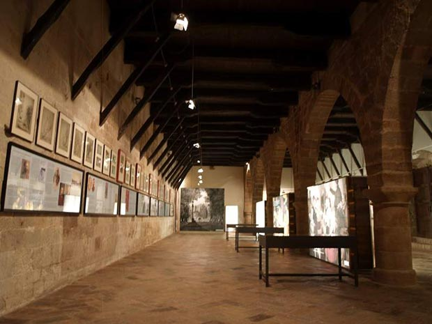 Espacio Becquer en el Monasterio de Veruela
