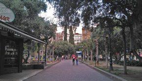 Plaza Salamero de Zaragoza