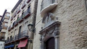 Plaza Santa Cruz de Zaragoza