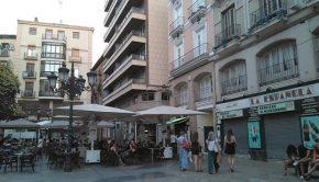 Plaza Sas en Zaragoza