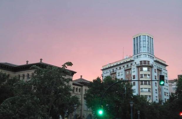 Plaza de Basilio Paraíso