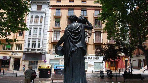 Plaza del Justicia de Zaragoza