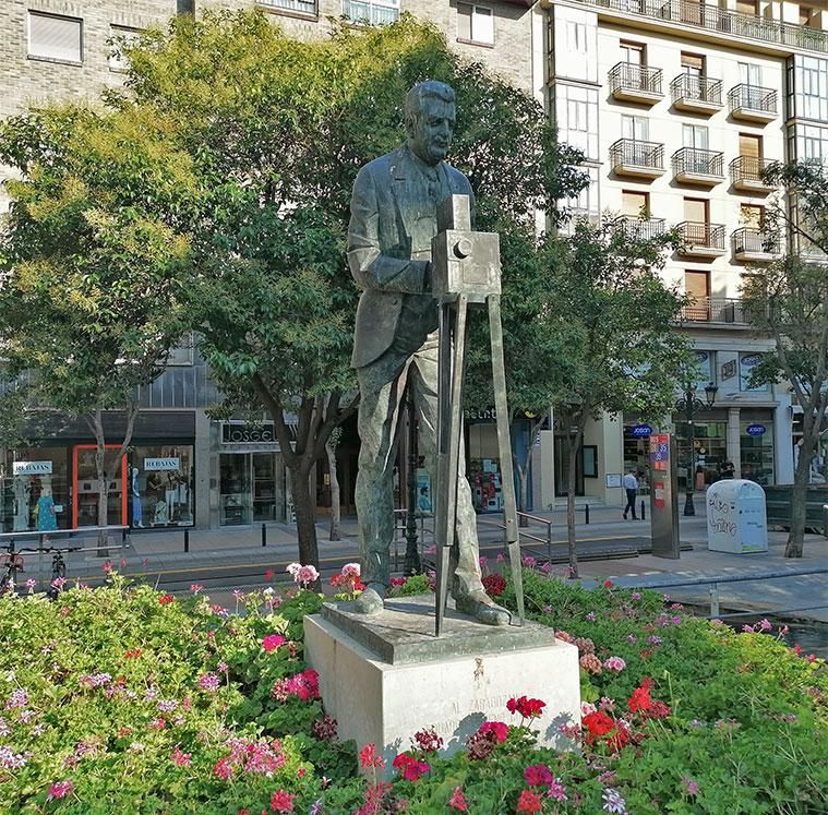 Tras los pasos de Eduardo Jimeno Correas, autor de la primera película rodada en España