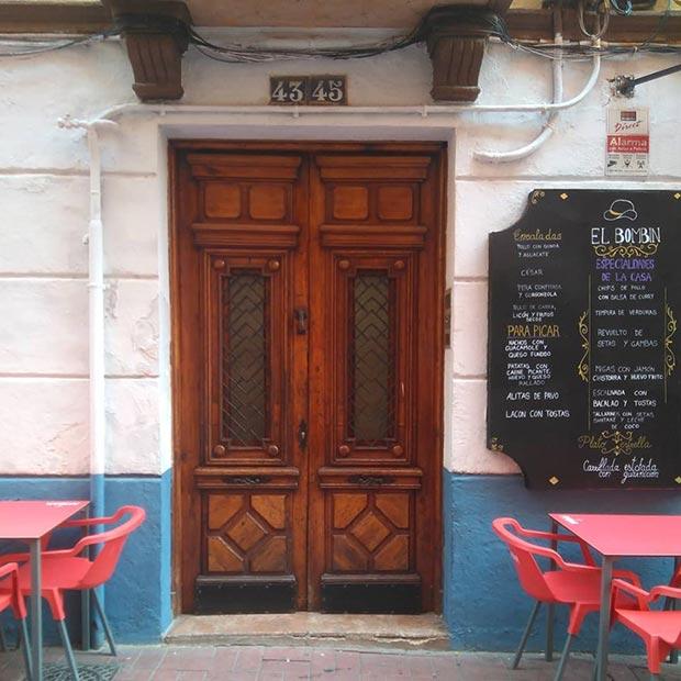 calle heroismo puerta antigua