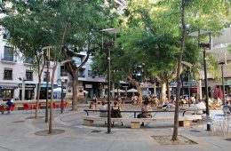 Plaza San Pedro Nolasco