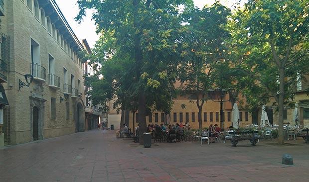 Plaza Santa Cruz