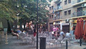 Plaza Santa Marta de Zaragoza