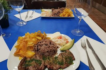 restaurante nicaragüense Valió la pena