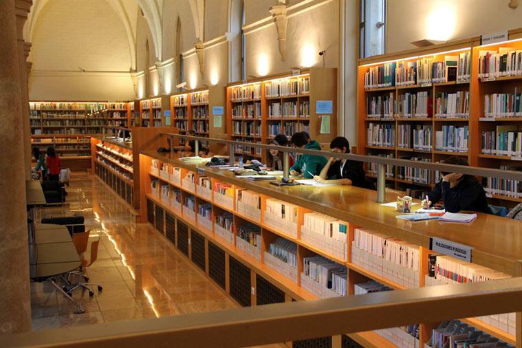 Biblioteca del Centro de Documentación del Agua y el Medio Ambiente