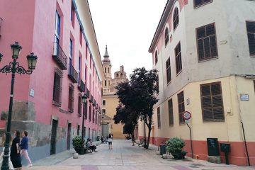 Calle San Vicente de Paúl