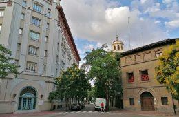 Calle Isaac Peral Zaragoza