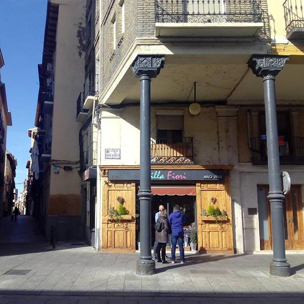 Avenida César Agusto de Zaragoza