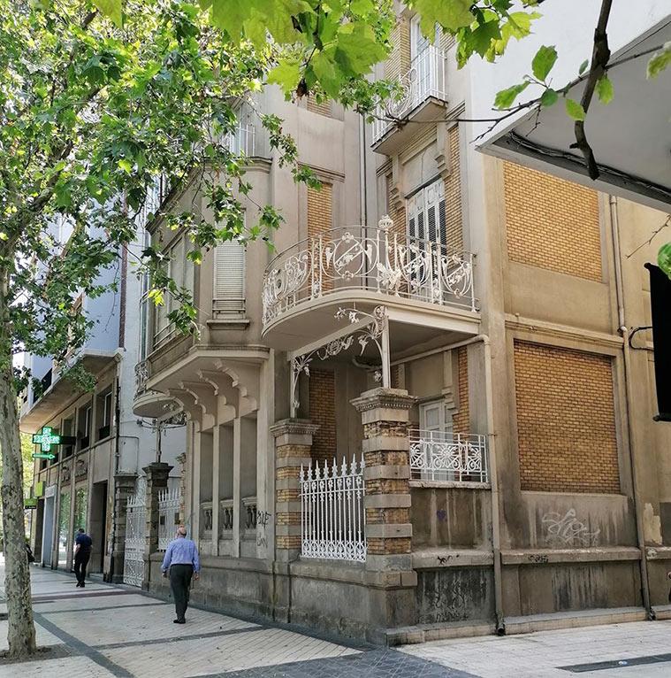 Edificio de Paseo de Pamplona 3 Zaragoza