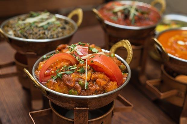 cocina india en zaragoza