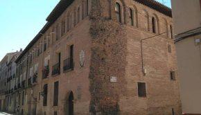 Casa Testigo de Los Sitios calle Palomar Zaragoza