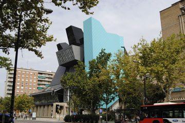 El IAACC (Instituto Aragonés de Arte y Cultura Contemporáneos) Pablo Serrano