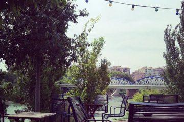 Las mejores terrazas de Zaragoza