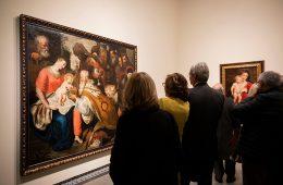 Exposición 'De Rubens a Van Dyck. La pintura flamenca en la Colección Gerstenmaier' en el Museo Goya
