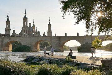 Sitios para ver el atardecer en Zaragoza
