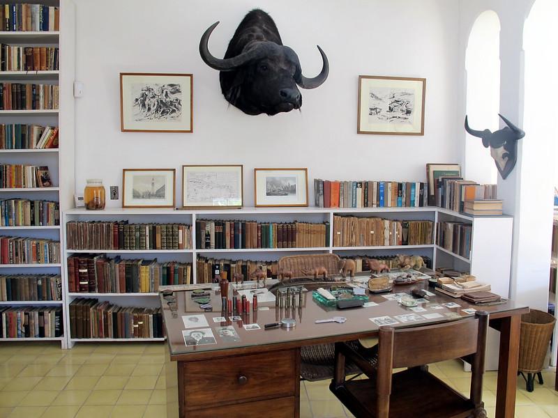 Finca Vigía, el lugar mágico situado a las afueras de La Habana donde Hemingway vivió durante más de veinte años
