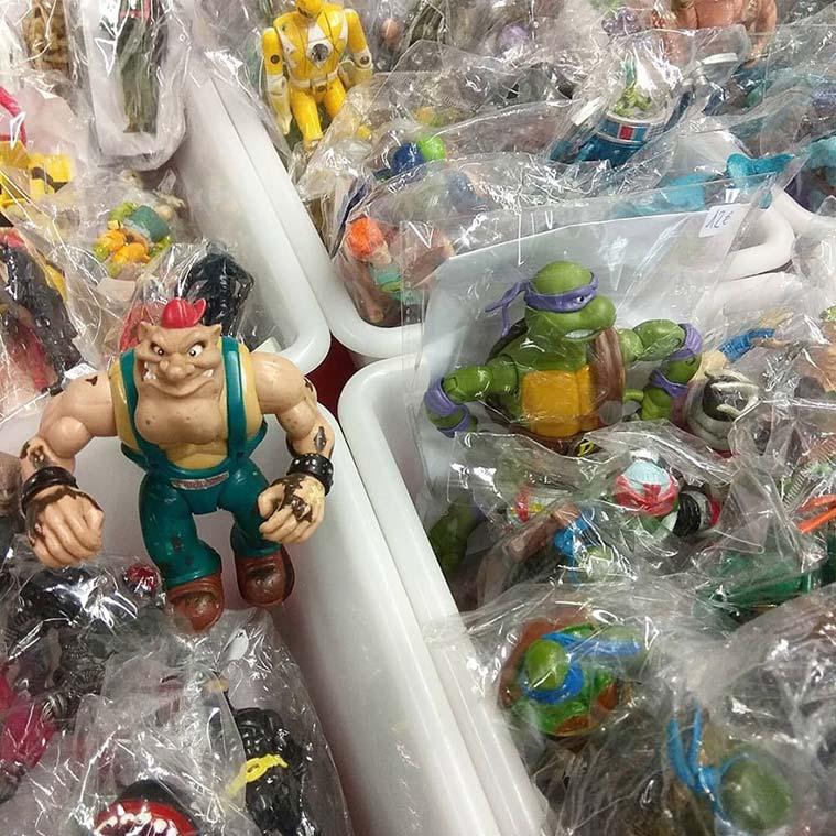 juguetes figuras de accion en retrozaragoza 2019
