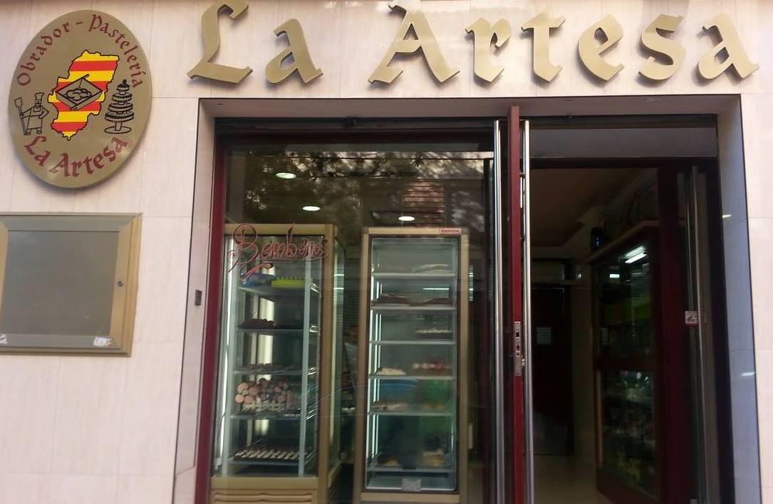 Obrador Pastelería La Artesa
