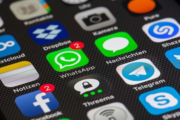 smartphone en la romareda aplicaciones