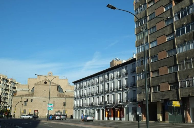 Avenida Madrid de Zaragoza