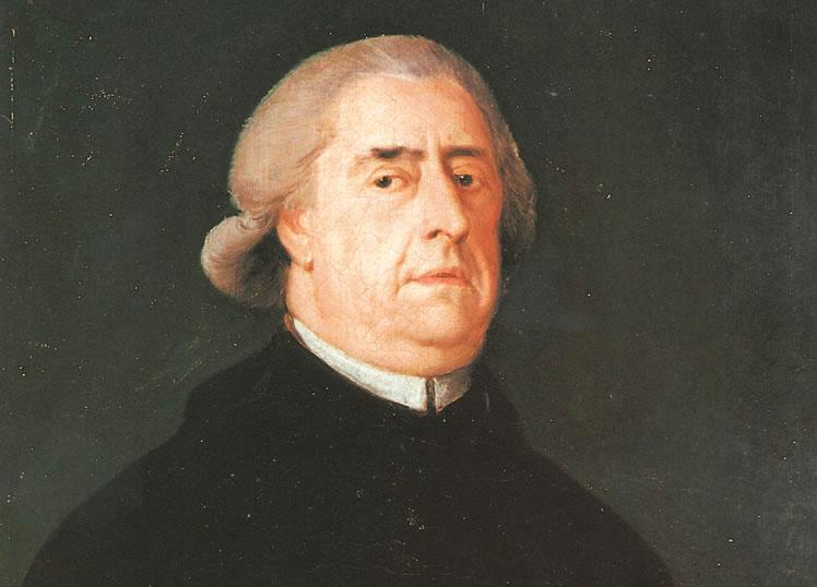 Retrato de Ramón Pignatelli (1790) por Francisco de Goya (colección particular).