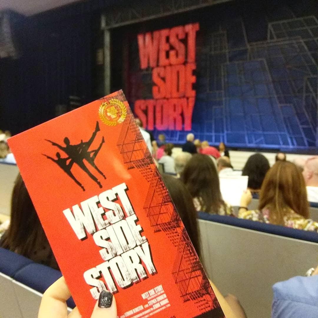 West Side Story en Zaragoza bandas callejeras, amor y tragedia en el clásico musical de Broadway