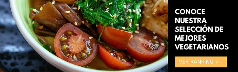 ranking de los mejores restaurantes vegetarianos de zaragoza