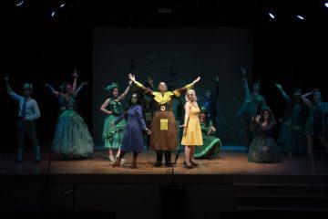 Wicked El Musical Teatro Live Zaragoza