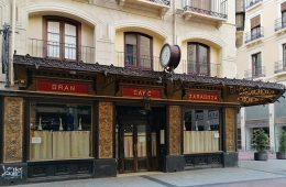 Gran Café de Zaragoza (antigua Joyería Aladrén)
