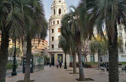 Antiguo edificio de la Caja de Ahorros y Monte de Piedad de Zaragoza
