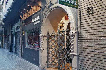 Bocateria Babax Zaragoza