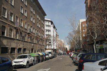 Calle San Vicente Martir de Zaragoza