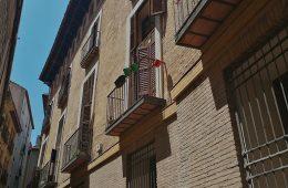 Casa del Prior Ortal Calle Santa Cruz Zaragoza