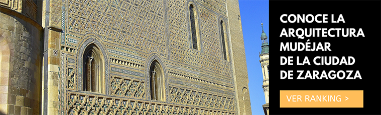 Conoce la arquitectura Mudéjar de la ciudad de Zaragoza