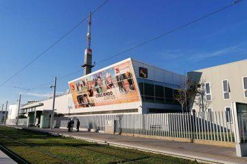 Edificio de la Corporación Aragonesa de Radio y Televisión