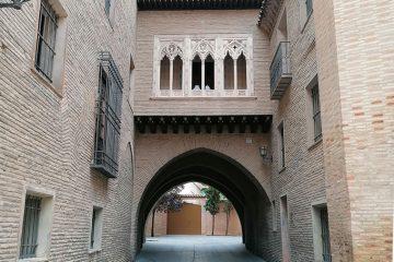 El Arco del Dean de Zaragoza