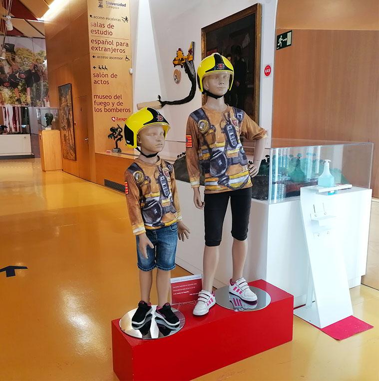 El Museo del Fuego y de los Bomberos ofrece numerosas actividades para toda la familia