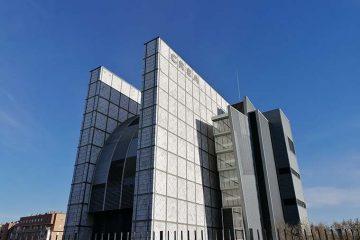 El Pabellón de Aragón es sede de la Confederación de Empresarios