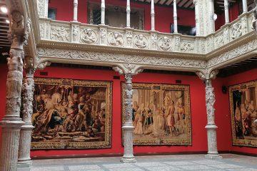 El Patio de la Infanta de Zaragoza