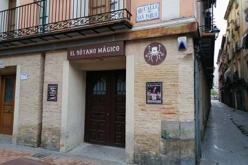 El Sótano Mágico de la Calle San Pablo de Zaragoza