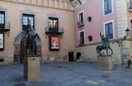 El Palacio de Argillo acoge desde 1985 el Museo Pablo Gargallo